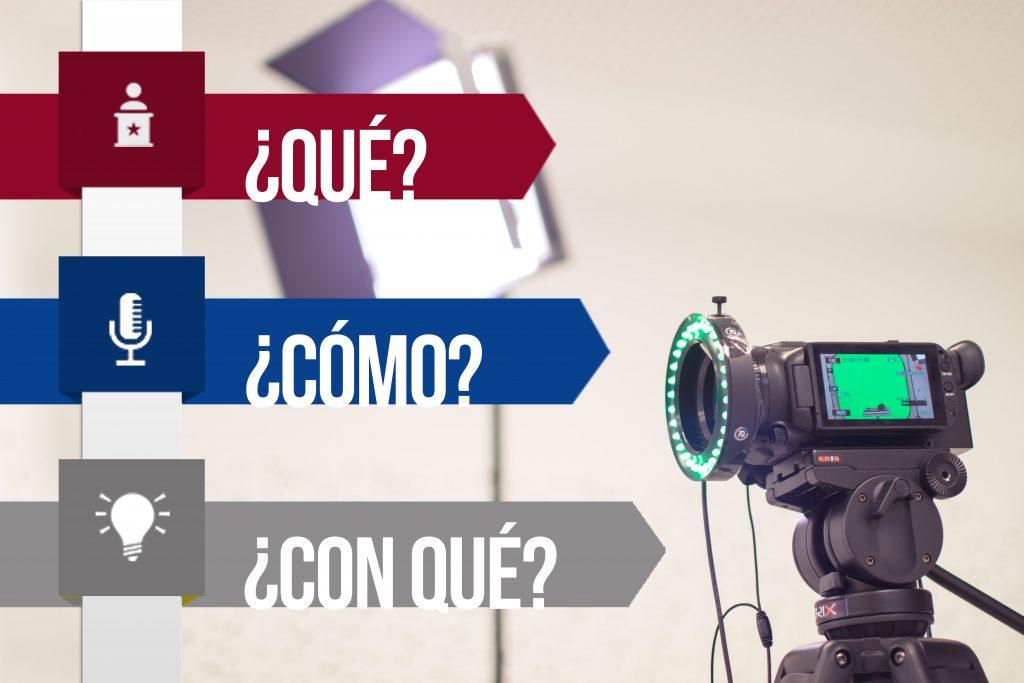 Vídeos en la Universidad de Burgos