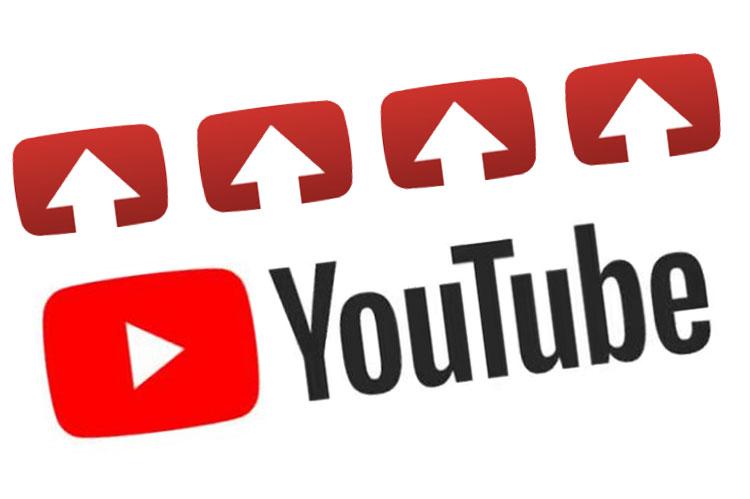 Subir un vídeo a Youtube
