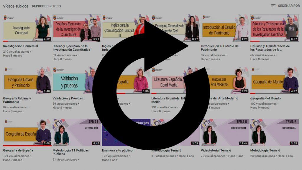 Presentación de asignatura en la UBU online