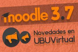 Novedades en UBUVirtual curso 2019-20