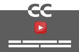 Subtitular vídeos en YouTube