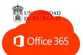 Office 365 en la Universidad de Burgos