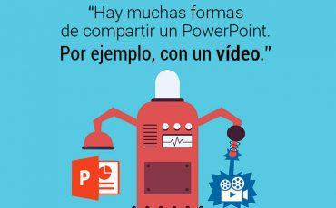 Convertir Power Point en vídeo