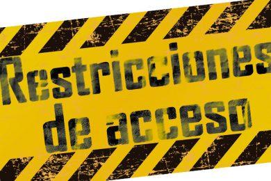 Restricciones de Acceso