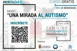 """El gran éxito del MOOC """"Una mirada al autismo"""" – 2º edición"""
