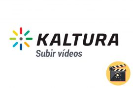 Subir un vídeo a Kaltura