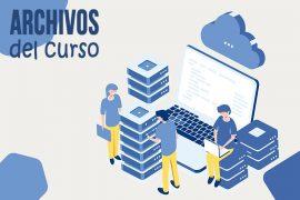 Archivos del curso en UBUVirtual