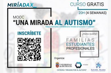 """MOOC """"Una mirada al autismo"""" (3º edición)"""